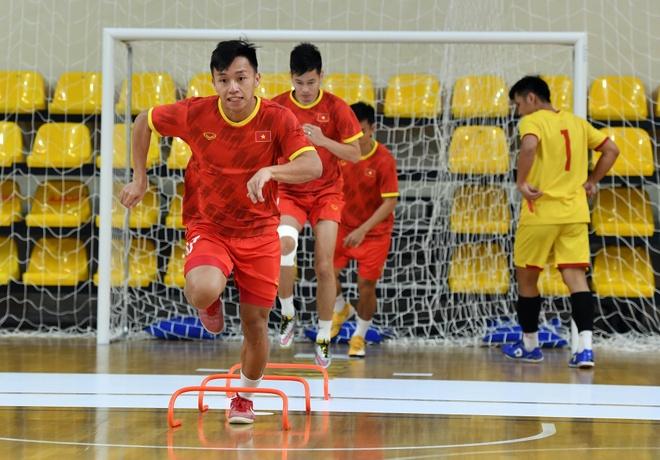 Futsal Viet Nam anh 9