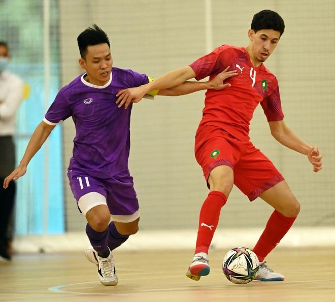 Futsal Viet Nam anh 10