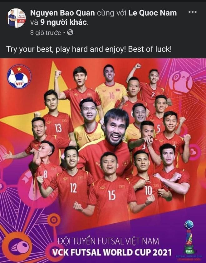 Futsal Viet Nam anh 4