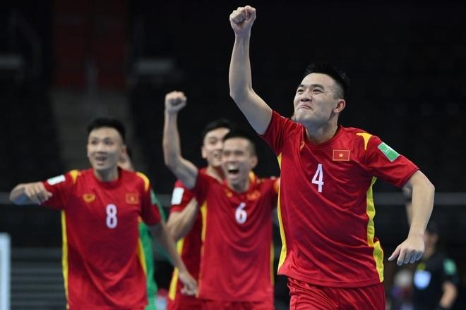 Futsal Viet Nam anh 2