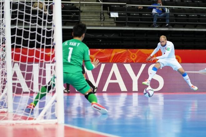 Futsal Viet Nam anh 7