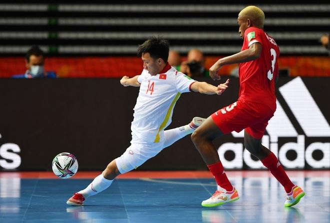 Futsal Viet Nam anh 12