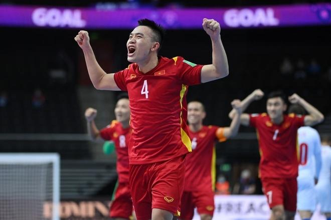 Futsal Viet Nam anh 5