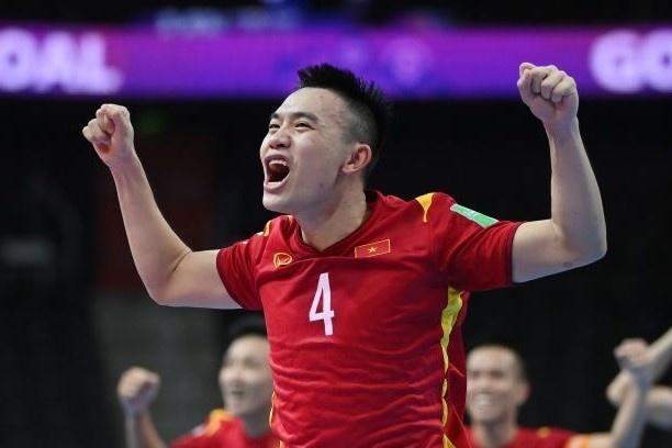 Futsal Viet Nam anh 8
