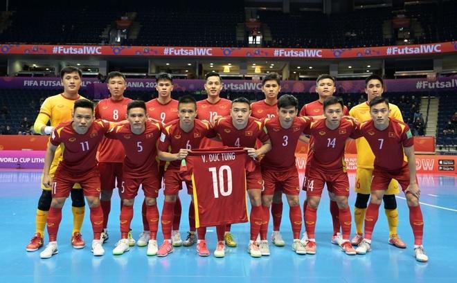 Futsal Viet Nam anh 26