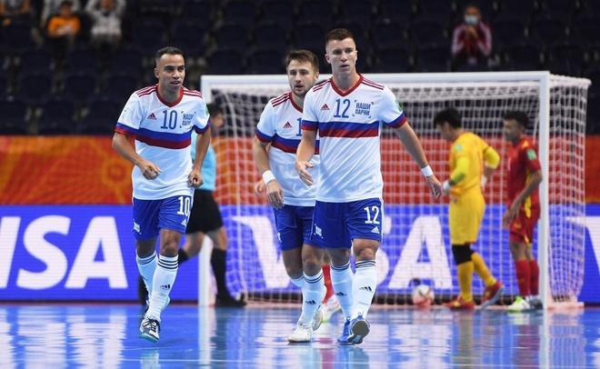 Futsal Viet Nam anh 29
