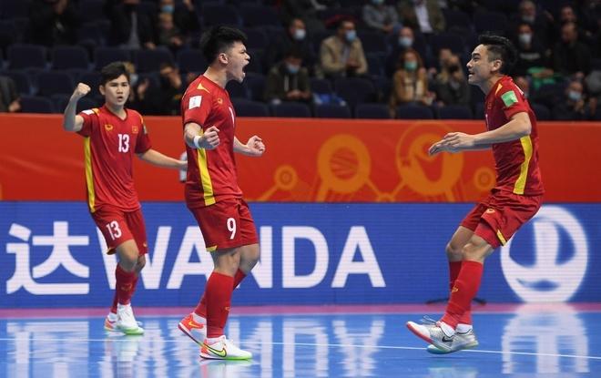 Futsal Viet Nam anh 31