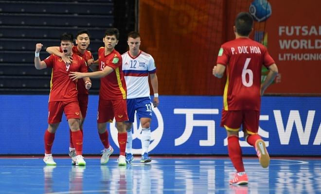 Futsal Viet Nam anh 32