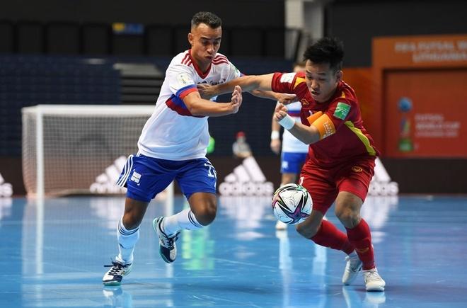 Futsal Viet Nam anh 34