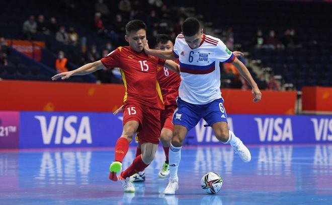 Futsal Viet Nam anh 35