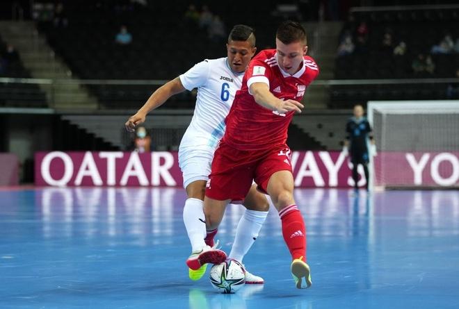 Futsal Viet Nam anh 11