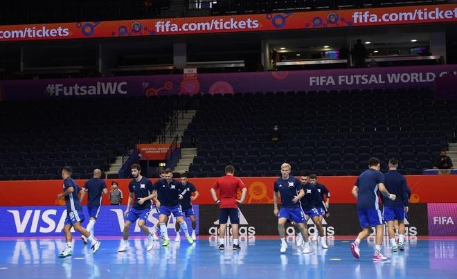 Futsal Viet Nam anh 23