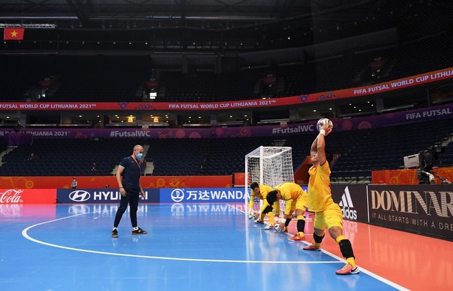 Futsal Viet Nam anh 22