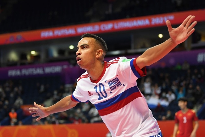 Futsal Viet Nam anh 30