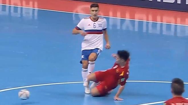 Futsal Viet Nam anh 36