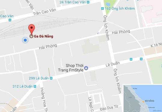 Hang lau van chuyen ve ga Da Nang anh 2