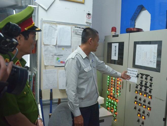 Bo Cong an phat hien nhieu bat cap trong PCCC o Da Nang hinh anh 2