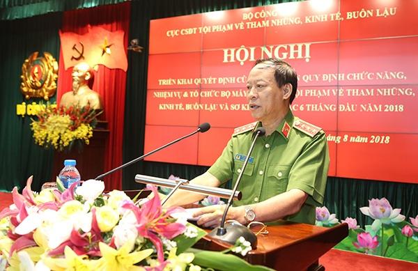 Thieu tuong Nguyen Duy Ngoc duoc giao nhiem vu moi hinh anh 2