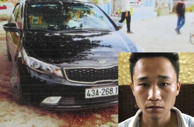 9X thue taxi tu Quang Nam ra Da Nang trom oto ve cho thue hinh anh 1