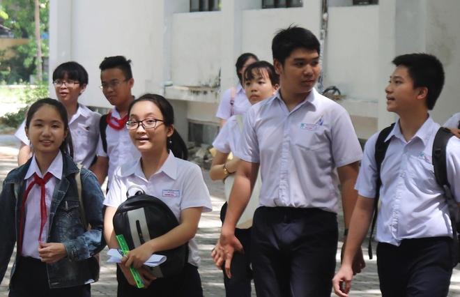 Da Nang khong co thi sinh dat diem 10 Ngu van vao lop 10 hinh anh 1