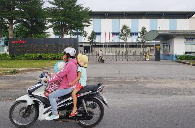 San xuat hien trong thuc an cua cong nhan Da Nang hinh anh 1