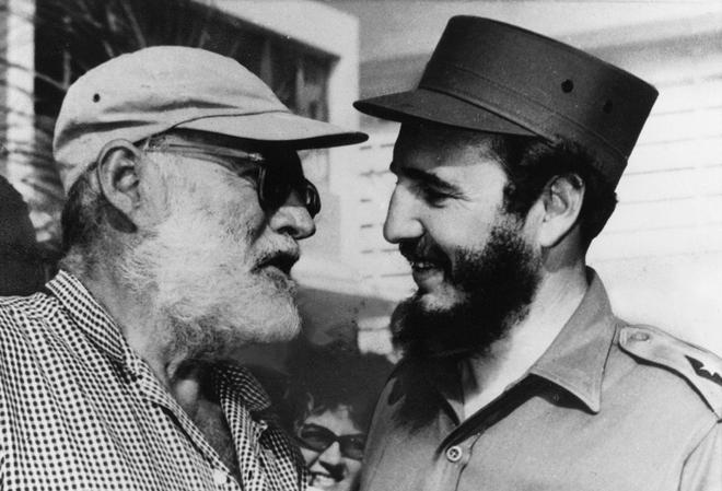 Moi quan he dac biet cua Fidel voi cac dai van hao hinh anh