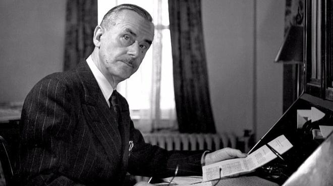 Thomas Mann: Cai dep la dieu con lai sau cung cua nghe thuat hinh anh