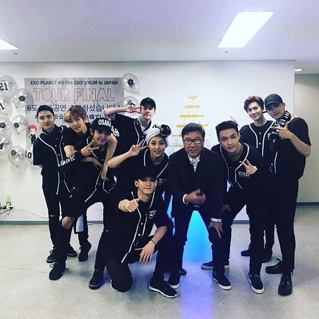 Concert thu 100 cua EXO anh 1