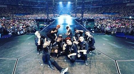 Concert thu 100 khep lai lich trinh nuoc ngoai cua EXO hinh anh