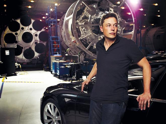 nhung dieu chua biet ve Elon Musk anh 1