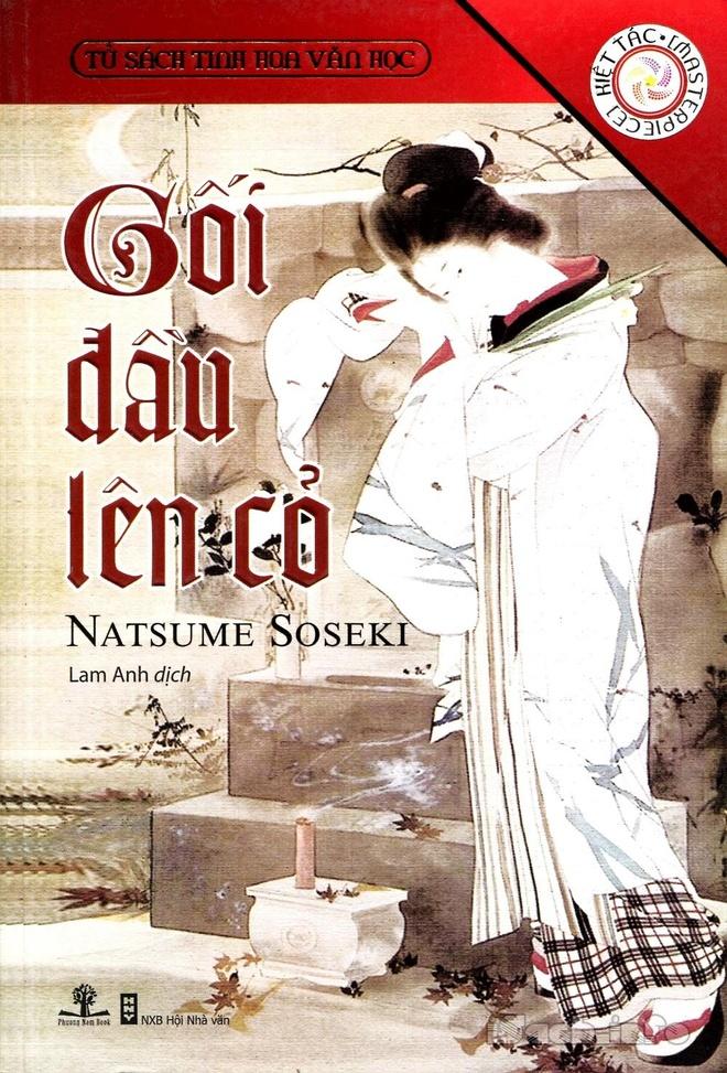 'Goi dau len co': Mot buc tranh hu ao cua Natsume Soseki hinh anh 1