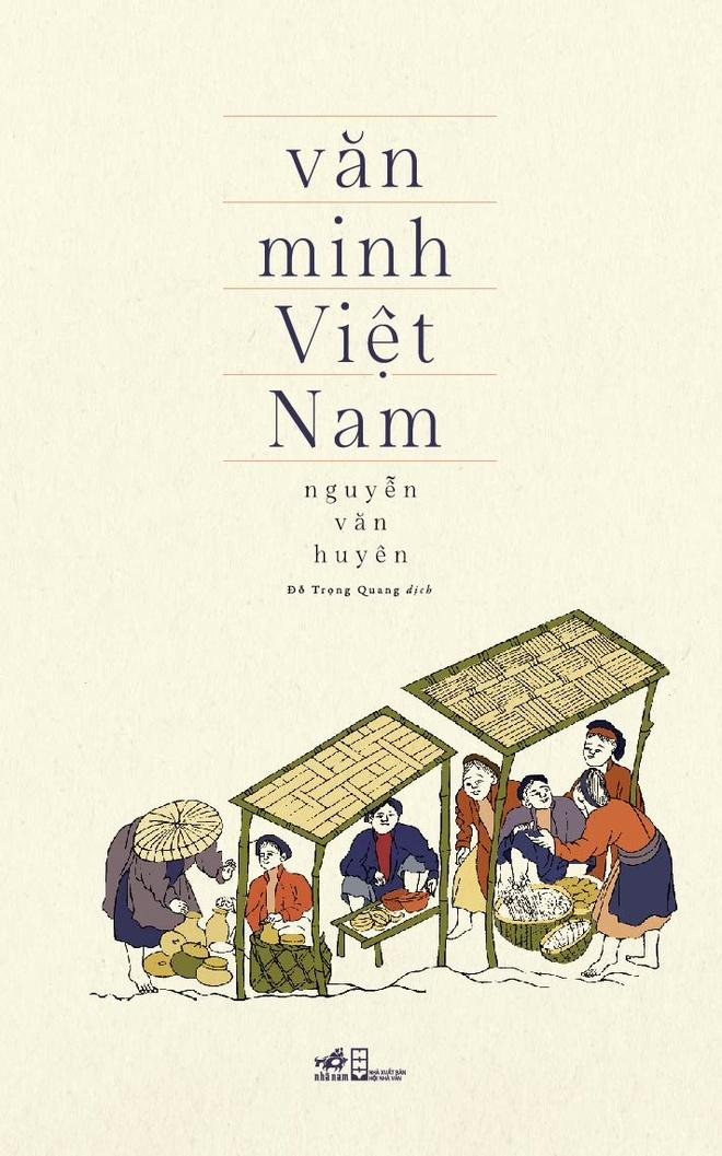 Nguyen Van Huyen va cuoc du hanh trong 'Van minh Viet Nam' hinh anh 1