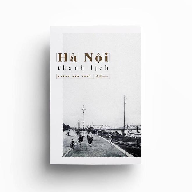 Hoang Dao Thuy viet ve Ha Noi anh 1