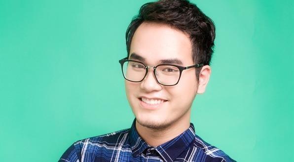 Khac Hung benh 3 HLV tre cua Giong hat Viet 2017 hinh anh