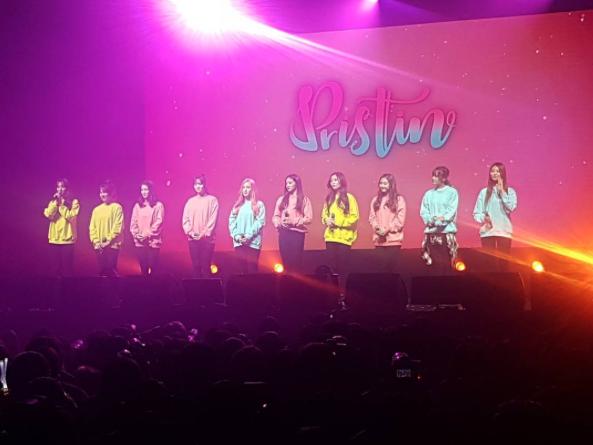 Pledis Girlz debut voi ten Pristin anh 1