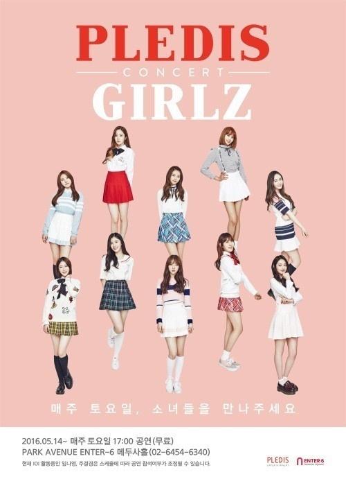Pledis Girlz debut voi ten Pristin anh 2