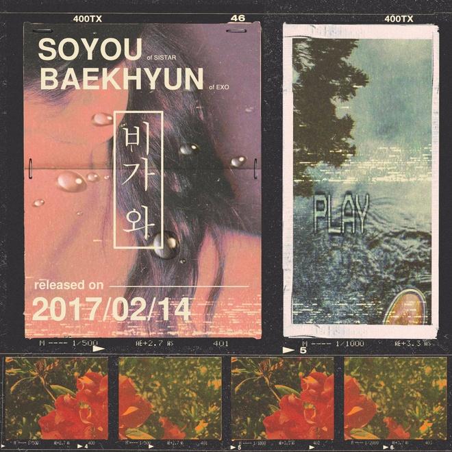 EXO Baekhyun va Sistar Soyou song ca trong mua Valentine hinh anh 1