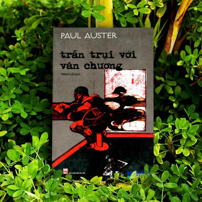 ve cuon Tran trui voi van chuong cua Paul Auster anh 1