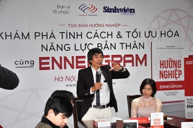 Phuong phap huong nghiep bang bieu do Enneagram hinh anh 2