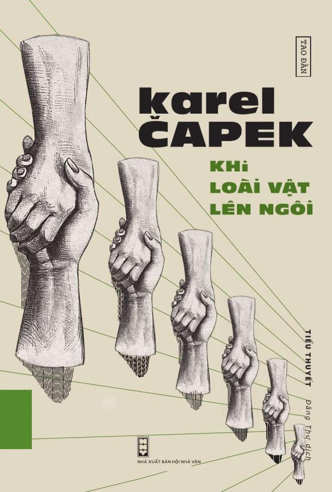 Karel Capek: Nha van Sec vi dai nhat the ky 20 anh 2