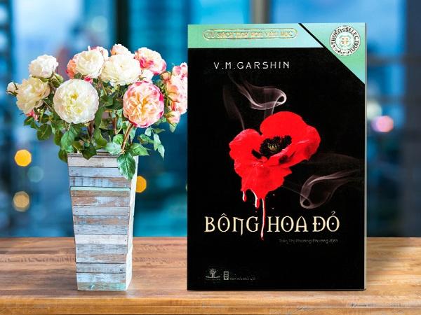 'Bong hoa do': Tinh hoa truyen ngan cua V.M. Garshin hinh anh 1