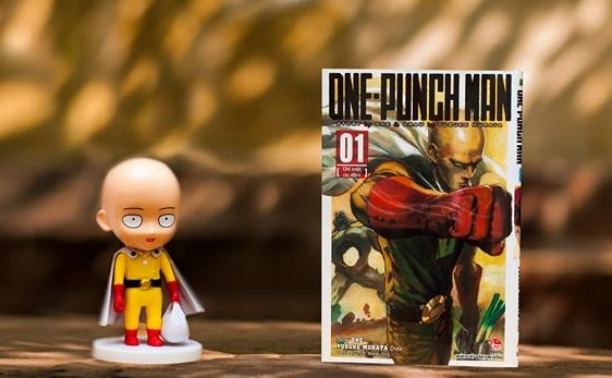 One-punch man anh 1
