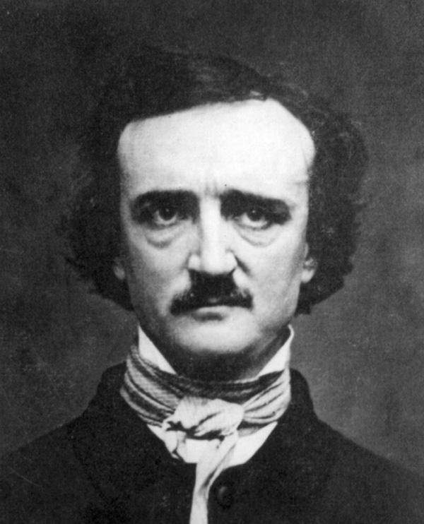 Edgar Allan Poe: The gioi van chuong day bi an hinh anh 1