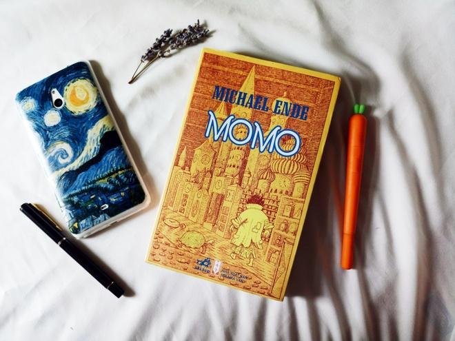 'Momo': Triet ly nhan sinh dac sac cua Michael Ende hinh anh 1