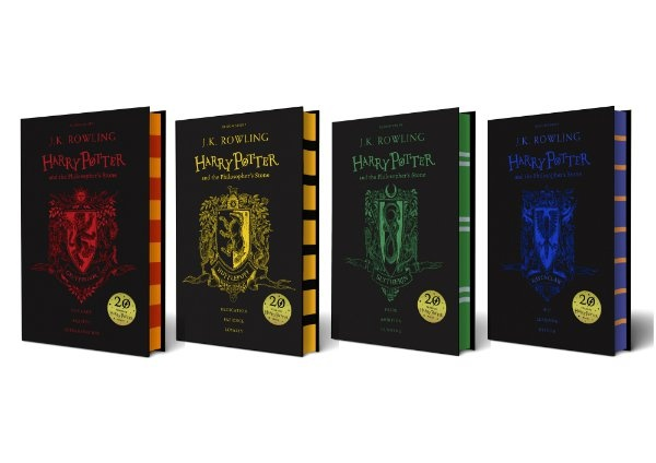 'Harry Potter' ban ky niem 20 nam ra mat doc gia tren toan the