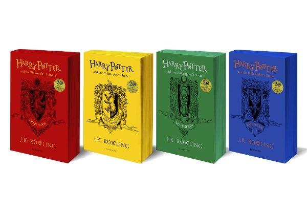 'Harry Potter' ban ky niem 20 nam ra mat doc gia tren toan the gioi hinh anh 2