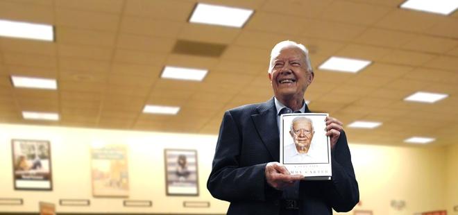 Sach tu truyen cua Jimmy Carter anh 1