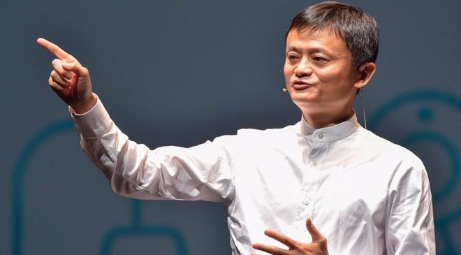 Truoc khi la mot ty phu Jack Ma, co mot giao vien Ma Van hinh anh