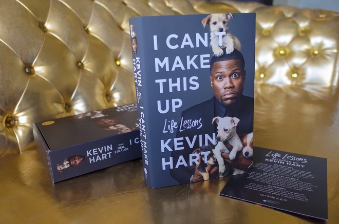 Kevin Hart viet sach tu truyen anh 1