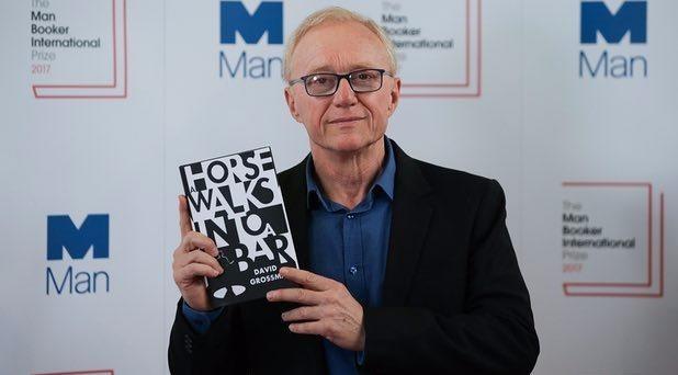 Nha van nguoi Israel David Grossman gianh giai Man Booker Quoc te 2017 hinh anh